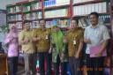 JDIH Kabupaten Magelang dinilai oleh Tim Penilaian Lomba JDIH Tingkat…